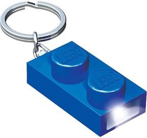 Lego 1x2 Brick Key Light Blue