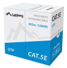 Lanberg LCU5-13CC-0305-S High Speed Network Cable 305m