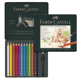 Цветные карандаши Faber Castell Watercolour Pencils Albrecht Durer Magnus, 12 шт.