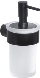 Gedy Pirenei Soap Dispenser 1.25l Black