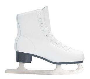 SN Ice Skates PW-215-1 White 42