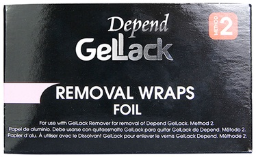 Depend Removal Wraps Foil 10gb
