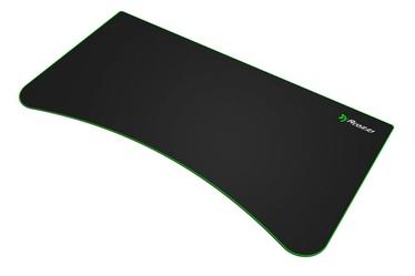 Коврик для мыши Arozzi Arena Gaming, черный/зеленый