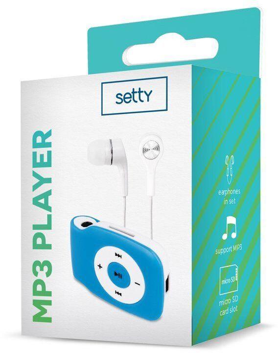 Музыкальный проигрыватель Setty V2 Super Compact, - ГБ