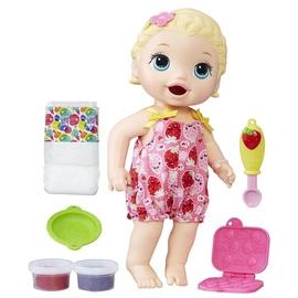 Hasbro Baby Alive Super Snacks Snackin' Lily Blonde C2697