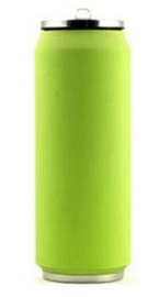 Yoko Design Isotherm Tin Can Soft Lime L