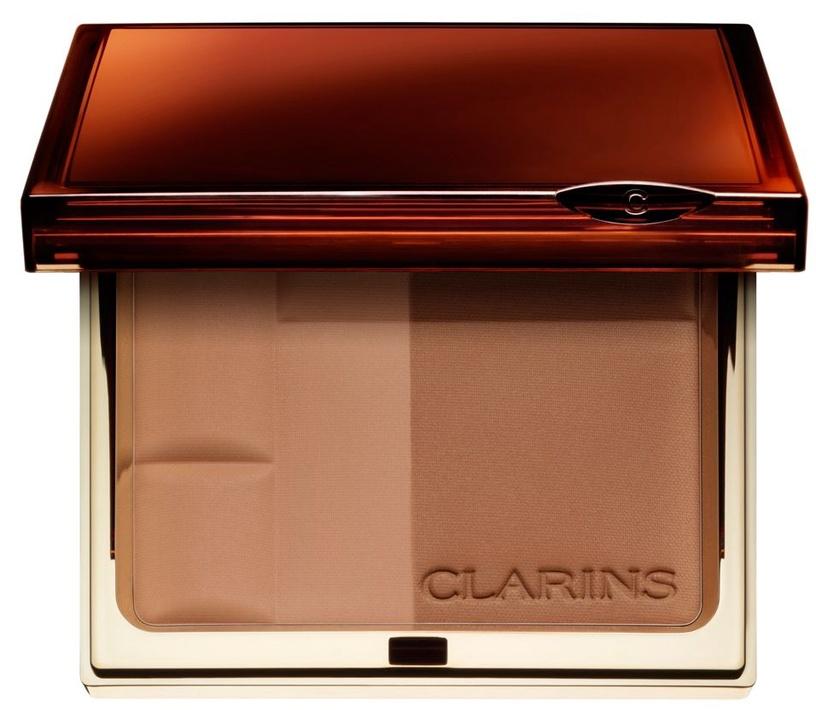 Clarins Bronzing Duo SPF 15 Mineral Powder Compact 10g 03