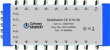 TechniSat MultiSwitch CE 5/16 HD