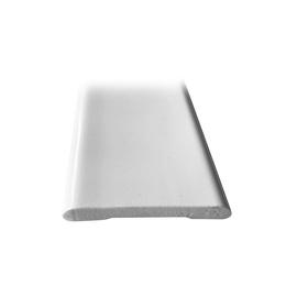 Durų apvadas DP70 001, baltas, 220 x 7 cm
