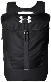 Under Armour Expandable Unisex Sackpack Black