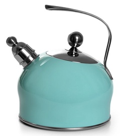 Fissman Paloma Whistling Kettle 2.5l Aquamarine