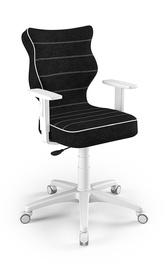 Детский стул Entelo Duo VS01, черный, 370 мм x 1000 мм