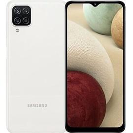 Мобильный телефон Samsung Galaxy A12, белый, 3GB/32GB