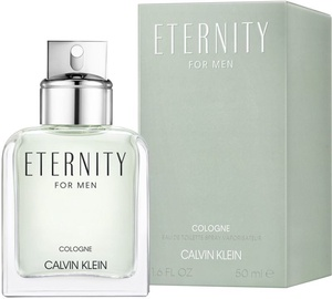 Tualetes ūdens Calvin Klein Eternity For Men Cologne 50ml EDT