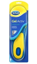 Vidpadžiai Scholl Regular Men Gel Activ