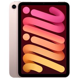 Планшет Apple iPad mini 6, розовый, 8.3″, 4GB/256GB