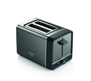 Tosteris Bosch TAT5P425, melna/pelēka