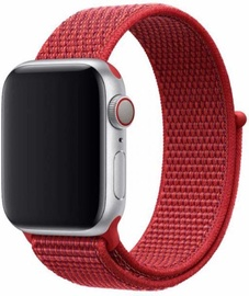 Devia Deluxe Series Sport3 Band For Apple Watch 40mm Red