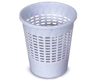 Curver Paper Basket Grey