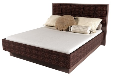 Silva HM 040.05 Bed Chocolate