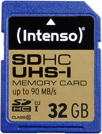 Intenso Professional 32GB SDHC Class 10 3431480