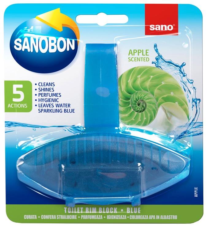 Sano Sanobon Apple Toilet Rim Block 55g