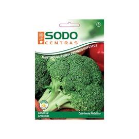 Brokoļu sēklas Calabrese Natalino, 1.5 g