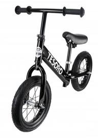 Balansinis dviratis Tesoro PL-12 Black Matt