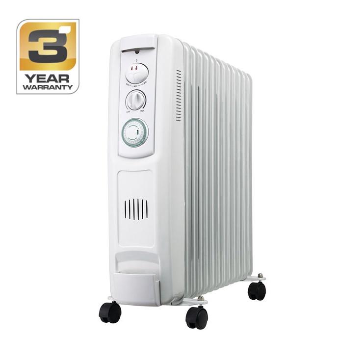 Масляный нагреватель Standart OR15T-13, 2500 Вт