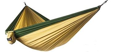 Besk Nylon Hammock 290x145cm Yellow
