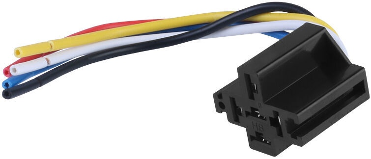 Carmotion Relay Socket With Five Outputs