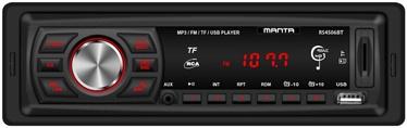 Manta RS4506T Car Radio Black