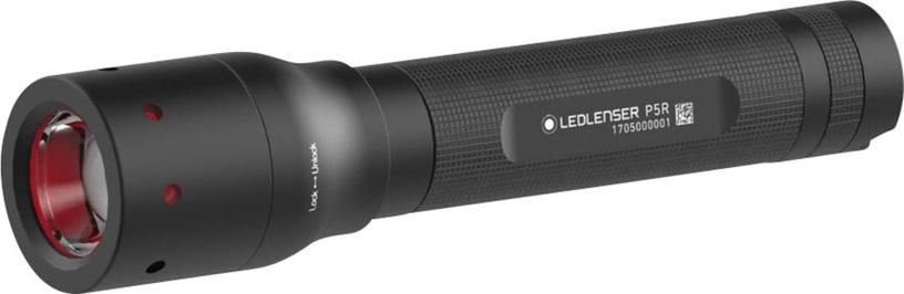 Ledlenser Flashlight P5R Black