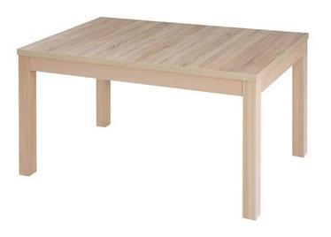 Black Red White Ocean Max Table 140cm Sonoma Oak