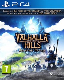 Žaidimas Valhalla Hills Definitive Edition PS4