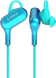 Ausinės Orico SOUNDPLUS-P9 Blue, belaidės