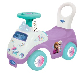 Kiddieland Disney Frozen Activity Ride On 52787