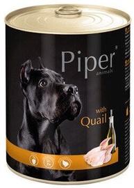 Влажный корм для собак (консервы) Dolina Noteci Piper Dog Food Quail 800g