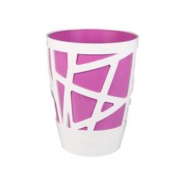 Вазон MOSCH0013-608, белый/розовый