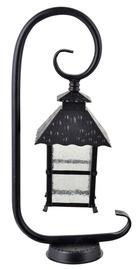 Lampa āra Vagner SDH 1454, 100W, melna
