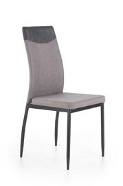 Стул для столовой Halmar K276 Grey/Black