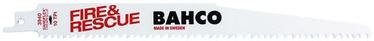 Bahco Sandflex Bi-Metal Sabre Sawblade Fire&Rescue 10 TPI 228mm 2Pcs