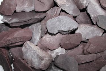 Dekoratīvās šķembas 03295 30-70mm violet