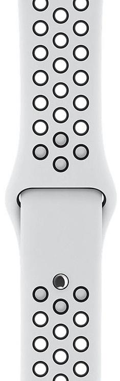 Išmanus laikrodis Apple Watch Series 3 42mm GPS NIKE+ Platinum/Black