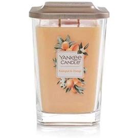 Свеча Yankee Candle Elevation Kumquat & Orange, 80 час