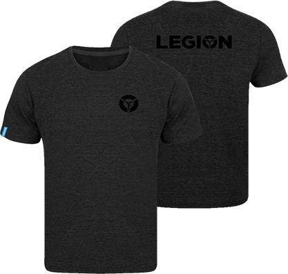 Футболка Lenovo Legion T-Shirt Female Dark Grey S