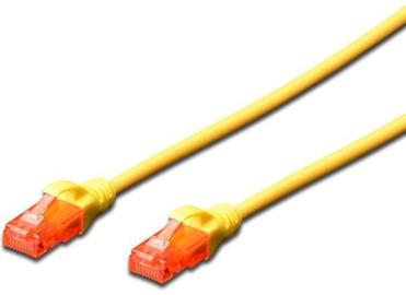 Digitus CAT 6 UTP Cable Patch Yellow 2m