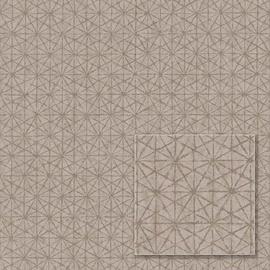 Tapetas fliz pagrindu 384121 rudos geometr linijos (12)