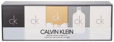 Calvin Klein Deluxe Travel Collection 5x10ml Unisex