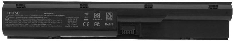 Mitsu Battery For HP ProBook 4330s/4530s 4400mAh